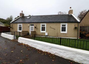 Thumbnail 3 bed detached house for sale in Glasgow Road, Bonnybridge