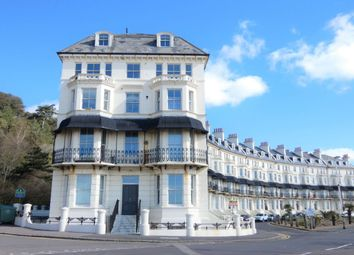 Thumbnail 1 bed flat for sale in Marine Crescent, Folkestone