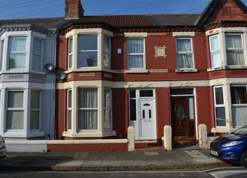 Thumbnail 3 bed terraced house to rent in Belper Street, Liverpool, Merseyside