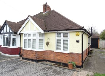 Thumbnail 2 bed semi-detached bungalow for sale in Selbourne Avenue, New Haw