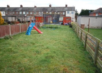 Thumbnail 3 bed terraced house for sale in Paper Mill Road, Rawcliffe Bridge, Goole