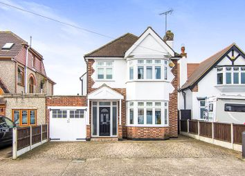 Thumbnail 3 bed detached house for sale in Dee Way, Rise Park, Romford