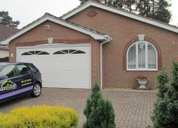Thumbnail 3 bed bungalow to rent in Chander Close, Ferndown