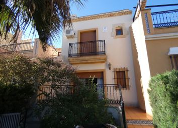 Thumbnail 2 bed town house for sale in La Finca Golf Resort, Algorfa, Alicante, Spain