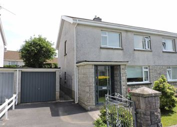 Thumbnail 3 bedroom semi-detached house for sale in Nant-Yr-Arian, Carmarthen