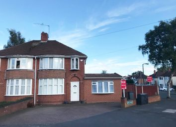 Thumbnail 3 bedroom semi-detached house for sale in Rock Road, Solihull