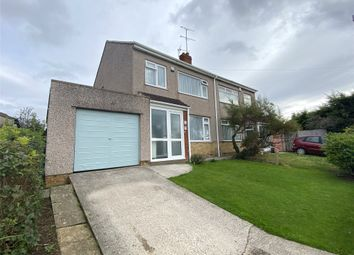 Thumbnail 3 bed semi-detached house for sale in Kingston Close, Mangotsfield, Bristol, Gloucestershire