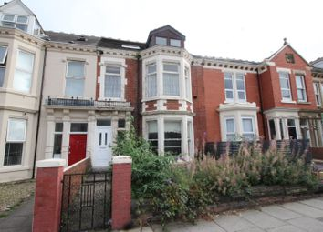 Thumbnail 10 bed terraced house for sale in Marine Avenue, Whitley Bay, Tyne And Wear