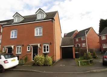 Thumbnail 3 bedroom semi-detached house to rent in Bluebell Close, Nuneaton