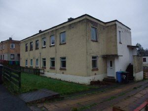 Thumbnail 2 bed flat to rent in Louise Street, Dunfermline