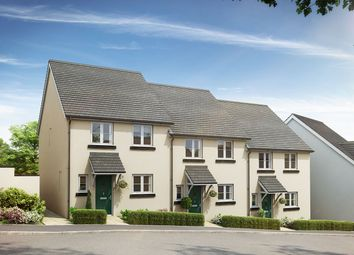 "Thumbnail 3 bed end terrace house for sale in ""The Eveleigh"" at The Rocklands, Chudleigh, Newton Abbot"