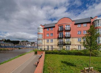 Thumbnail 3 bed flat for sale in Waterside, St. Thomas, Exeter