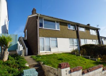 Thumbnail 2 bed flat to rent in Ferndale Road, Torquay