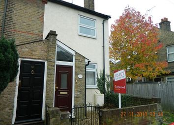 Thumbnail 2 bed end terrace house to rent in Lower Anchor Street, Chelmsford, Essex