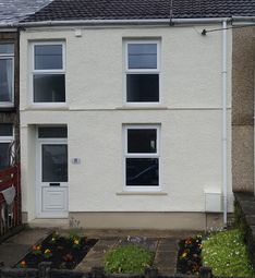 Thumbnail 3 bed terraced house for sale in Prospect Place, Ystalyfera, Swansea, City And County Of Swansea.