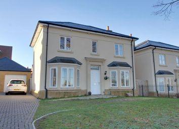 Thumbnail 4 bed detached house for sale in Hope Grants Road, Aldershot
