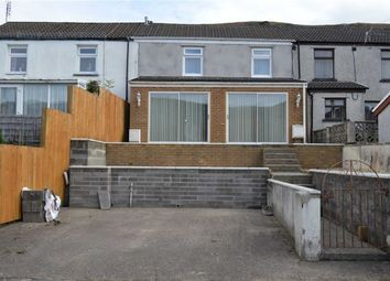 Thumbnail 4 bed semi-detached house for sale in Lower Mount Pleasant, Troedyrhiw, Merthyr Tydfil