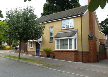 Thumbnail 4 bedroom detached house for sale in Plomer Avenue, Hoddesdon