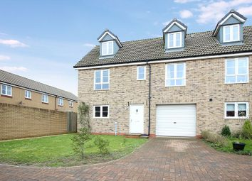 Thumbnail 4 bed end terrace house for sale in The Rydons, Exeter