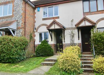 Thumbnail 2 bed terraced house for sale in Black Eagle Close, Westerham