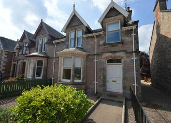 Thumbnail 4 bed semi-detached house to rent in Beaufort Road, Inverness