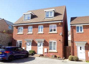 Thumbnail 3 bed semi-detached house for sale in The Farm, Purton, Swindon