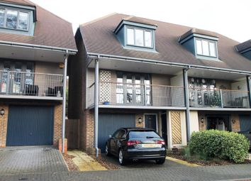 Thumbnail 3 bed terraced house to rent in Sunnyside Close, East Grinstead