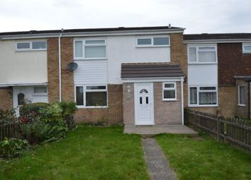 Thumbnail 3 bed terraced house to rent in Hithercroft Road, Downley, Bucks