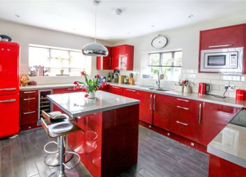 Thumbnail 4 bed detached house for sale in Newmarket Road, Cringleford, Norwich