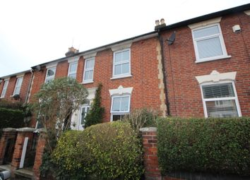 Thumbnail 3 bedroom terraced house to rent in Rawstorn Road, St. Mary's, Colchester