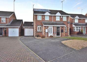 2 bed semi-detached house for sale in Jenner Crescent, Kingsthorpe, Northampton NN2