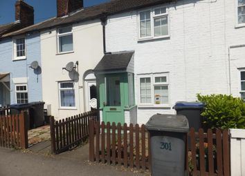 Thumbnail 2 bed cottage to rent in Sturry Road, Canterbury