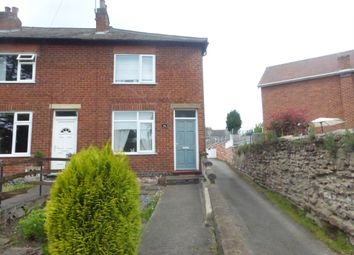 Thumbnail 2 bed end terrace house for sale in Church Street, Arnold, Nottingham