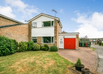 Thumbnail 3 bedroom detached house for sale in Stanford Road, Dronfield Woodhouse, Derbyshire