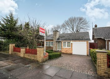 Thumbnail 2 bed detached bungalow for sale in Furness Avenue, Dunstable