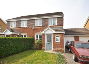 Thumbnail 3 bed semi-detached house for sale in Wimborne Close, Beggarwood, Basingstoke