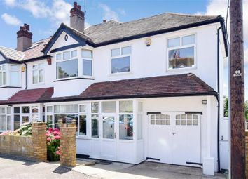 Thumbnail 4 bed terraced house to rent in Vermont Road, Sutton