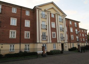 Thumbnail 2 bed flat for sale in Brunel Crescent, Swindon