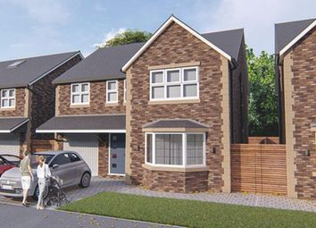Thumbnail 4 bed detached house for sale in Hunters Court, Stalybridge
