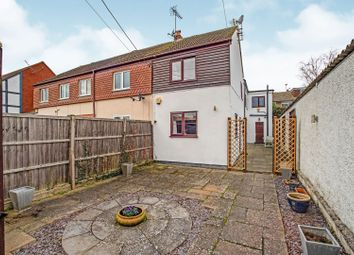 Thumbnail 2 bed semi-detached house for sale in Main Road, Dartford
