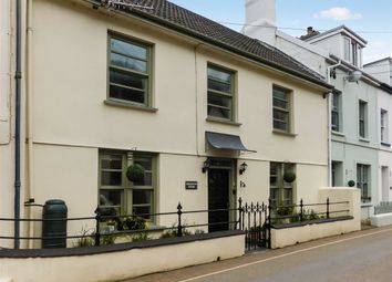 Thumbnail 3 bed terraced house for sale in Cross Street, Combe Martin, Ilfracombe