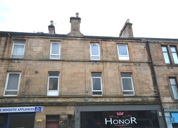 Thumbnail 1 bed flat for sale in West Bridge Street, Falkirk