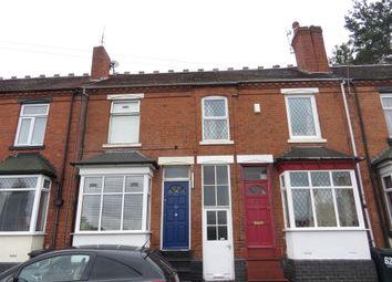 Thumbnail 2 bed terraced house for sale in Banners Street, Halesowen