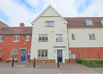 Thumbnail 4 bed end terrace house to rent in Weetmans Drive, Colchester