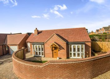 Thumbnail 2 bed detached bungalow for sale in Burton Road, Midway, Swadlincote