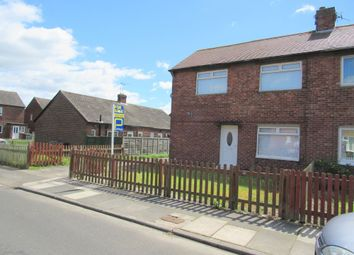 Thumbnail 2 bedroom semi-detached house for sale in Elizabeth Crescent, Dudley, Cramlington