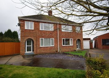 Thumbnail 3 bed semi-detached house to rent in Lansdowne Avenue, Lincoln