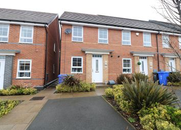 Thumbnail 2 bed terraced house for sale in Holdcroft Place, Meir, Stoke-On-Trent
