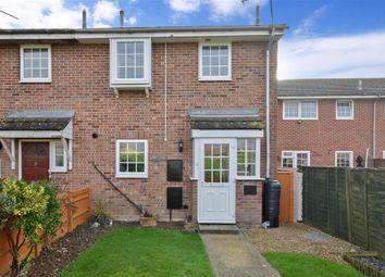 Thumbnail 3 bed end terrace house for sale in Johnson Way, Ford, Arundel, West Sussex