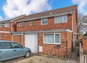 Thumbnail 4 bedroom terraced house for sale in Park Lane, Madeley, Telford